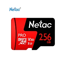 256GB Pro Micro SDXC TF Memory Card Data Storage V30/UHS-I U3 High Speed Up to 100MB/s