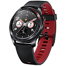 Magic Smart Watch 1.2 inch AMOLED Color Screen GPS Wristwatch 390*390 Heart Rate Monitoring Pedometer Fitness Tracker