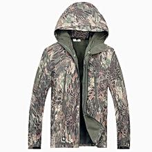 New Arrival TAD Shark Skin Jacket Warm Coat Waterproof Windbreaker Jacket