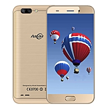 AllCall Atom, 2GB+16GB, Dual Back Cameras,  5.2 inch Android 7.0 MTK6737 Quad Core up to 1.3GHz, Network: 4G, OTG, Dual SIM(Gold)