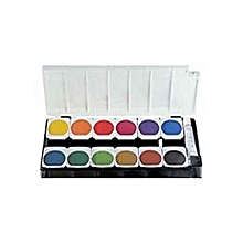 Pelikan Watercolor Schoolars - 12 Cakes