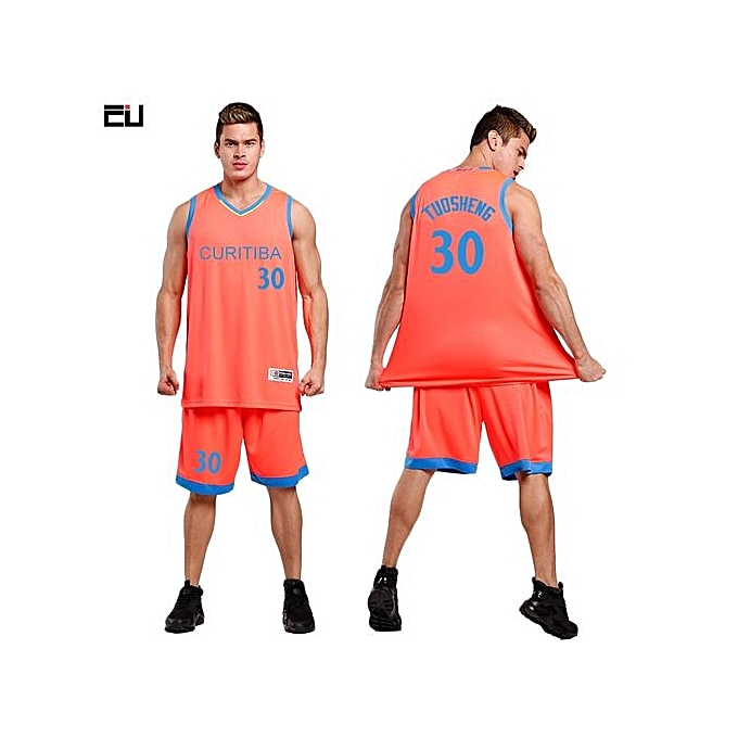 fd65c5163 ... High Quality Men s Customized Basketball Team Sports Jersey Uniform-Pink (L-1632) ...