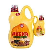 Vegetable Oil - 5 Litres + 500g Free
