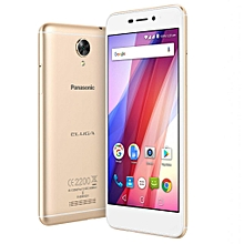"Eluga I2 Activ -5"" - 2 GB Ram- 16GB Storage -  8MP - 4G - (Dual Sim)-Gold"