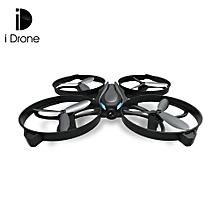 I Drone I3s Mini RC Drone RTF 2MP Camera / Headless Mode / One Key Return_SILVER GRAY