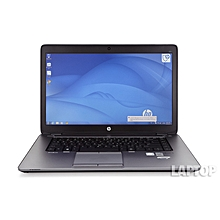 HP EliteBook 850 G1 Ultrabook - Intel Core i5 15 Inches - 320HDD - 4GB RAM -Black