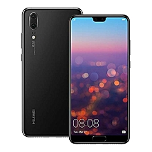 P20 5.8-Inch IPS LCD (4GB, 128GB ROM) Android 8.1 Oreo, Dual 12MP+20MP, Dual SIM LTE Smartphone - Black