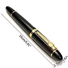 Student Calligraphy Pen Office Durable Signature Pen Metal Pen