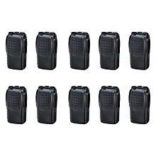 BAOFENG BF-888S Walkie Talkie Soft Silicone Protection Case [x10PC]