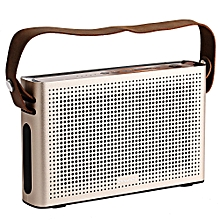 Awei Y-300 Portable Bluetooth 4.0 Wireless Speaker (Gold) HT-S