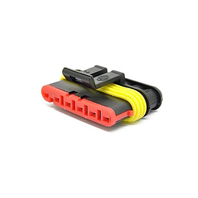Buy Generic Yiding 5 Kit Set Car Waterproof Electrical Wire ...