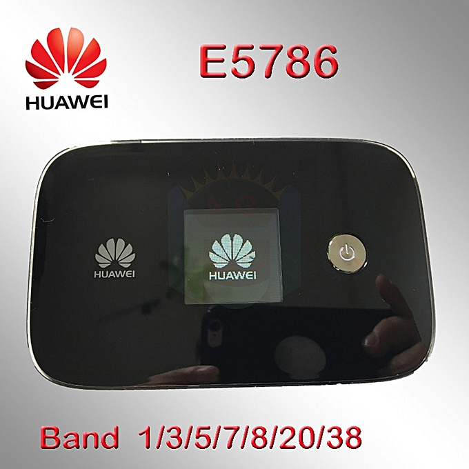 300M 4G wifi router huawei e5786 E5786s-32a LTE WiFi 3g 4g Wireless Router  4g lte router Cat6 dongle mifi pocket E5786s E5786-32