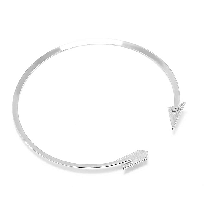 item arrow for women adjustable sterling silver feather in bracelet