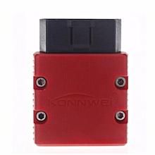 KW902 Bluetooth Red Color OBD-II OBD2 Bluetooth Scanner Auto Fault Detector Diagnostic Tool LBQ