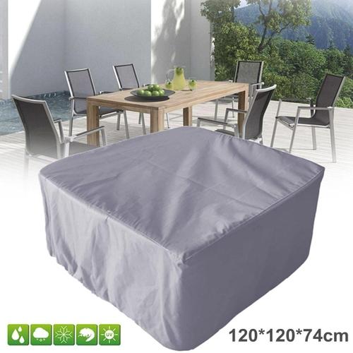 generic square garden yard patio table covers outdoor furniture rh jumia co ke square patio set covers square patio tablecloth