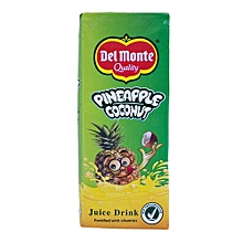 Pineapple Coconut Juice - 250ml