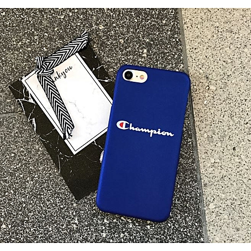 best website b3e87 c0c35 Champion Navy Blue iPhone 6 Plus Case - Stylish Case for All Round  protection