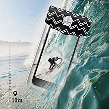 USAMS YD008 10m Under Water Waterproof Bag Screen Touch Phone Pouch For Smartphone Under 6 inch