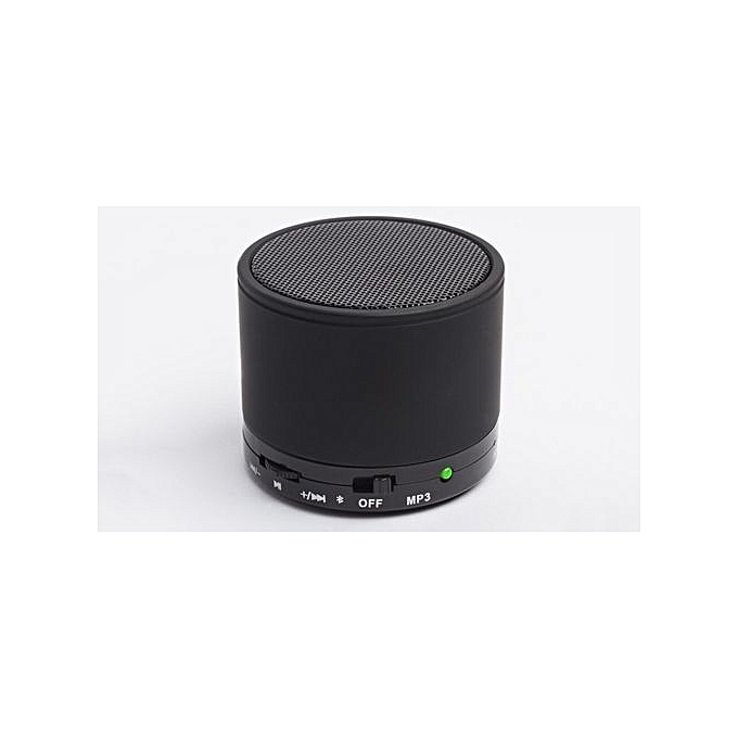 Generic Wireless Bluetooth Speaker Black Best Price