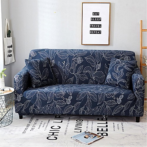Generic 1/2/3 Seater Home Soft Elastic Sofa Cover Easy Stretch ...