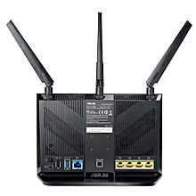 Asus Dual-band Wireless Gigabit Router With 3 External Antenna RT-AC86U