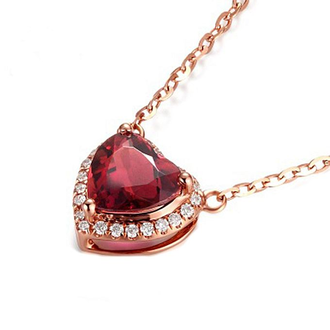 Fashion classic fashion romance titanic heart of ocean red crystal classic fashion romance titanic heart of ocean red crystal zircon necklace heart pendant necklace for lover aloadofball Image collections