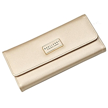 Women's wallet Korean fashion multi-function clutch bag large capacity multi-card long wallet