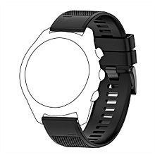 Soft Silicone Strap Replacement Watch Band For Garmin Approach S60 Smartwatch