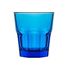 Rock Tumbler - 240ml - BLUE  8.5oz Stackable
