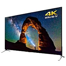 """75X8500E - 75"""" Smart UHD 4K LED Android TV - Black."""