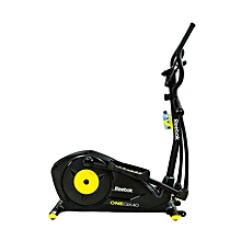Cross Trainer One Gx40 Black/Yellow: Rvon-10111bk: