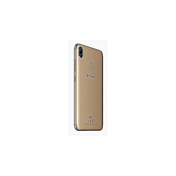 HOT 6x-X623, 16GB + 2GB (Dual SIM), Gold