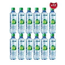 Flavoured Water 500ML - Lemon - 12 Bottles
