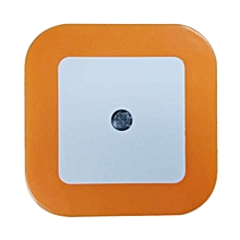 CO Square Light Control Led Sensor-yellow
