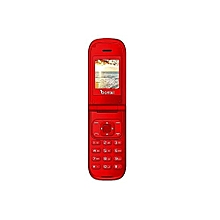 A225-Fashion Phone ,torch Light ,cash Detector,cheapest Feature Phone,900 Mah Long Standby Time Battery Mobile Phone-Red