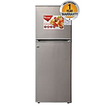 RF/173 - 2 Door Direct Cool Fridge- 128 Litres - Silver