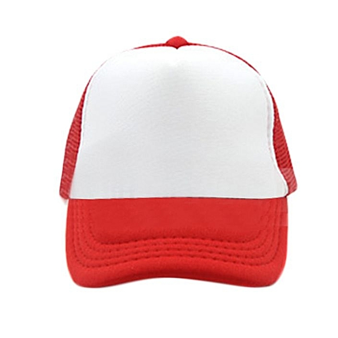 274fcf4b36d Summer Men Women Fashion Cap Trucker Mesh Hat Baseball Outdoor Sunshade Cap