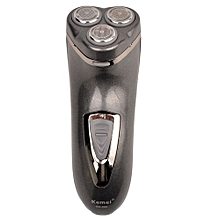 Three Blade Rechargeable Electric Shaver Electric Shaving Razors Beard Trimmer For Men