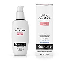 Oil-Free Moisture for Combination Skin - 118 ml