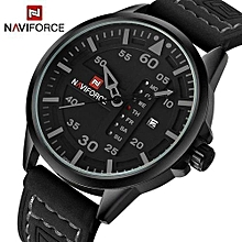 top luxury brand men sports watches mens quartz date clock man leather army military wrist watch relogio masculino