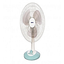 GF2964 Non Rechargeable Fan - White & Blue .