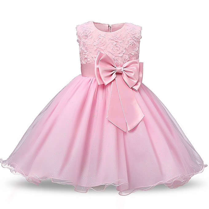 Buy Generic Formal Party Dresses Baby Teenage Girl Clothes Kids