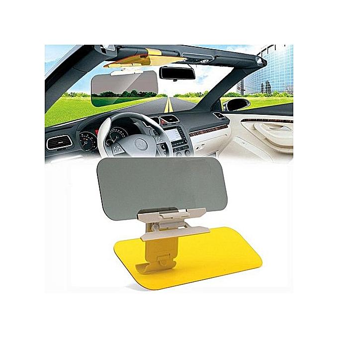 Generic Day Night Flip Down Car Sun Visor Anti-Glare Shield UV Block ... b0ea04df6fc
