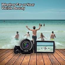 Home Digital VIdeo Camera HDV-V7 HD HD 24 Million Pixels-Black