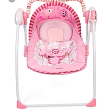 Electric baby swing chair musical baby bouncer swing newborn baby swings automatic baby swing rocker