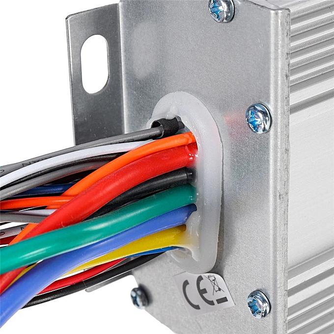 800W 36V DC Brushless Electric Motor Controller Control Box for ebike  goKart DIY