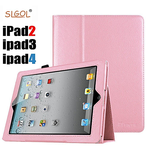 best sneakers 1d5d3 17de7 High QUality iPad 2/3/4 Case,Slim Fit Folio PU Leather Case with Smart  Cover Auto Sleep / Wake Feature for Apple iPad 2/iPad 3/iPad 4th Generation  ...