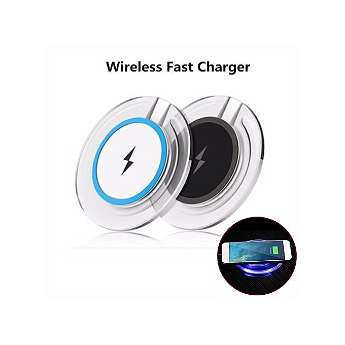 Wireless Qi Charger Pad Charging Stand Tool Kit For Galaxy S6 S7 Edge+ Note  5