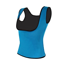 Generic Thermo Sweat Body Shaper Corset Slimming Waist Trainer Cincher Clincher Vest A1