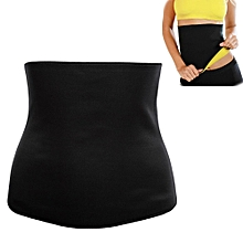 Lady Slimming Breathable Self-heating Elastic Corset Waist Trainer Cincher Belt Shapewear